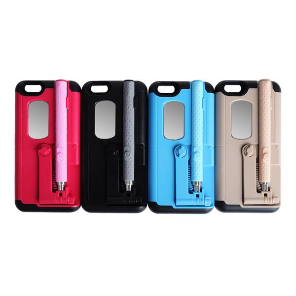 2016 Custodia rigida per Iphone 7 6 Plus Con l'albero Moda flessibile vs Portafoglio Custodia in pelle PU Per S7 Custodia TPU Cover TPU Case Confezione al dettaglio