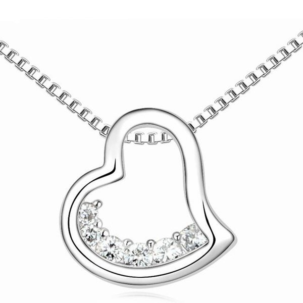 White Gold Plated