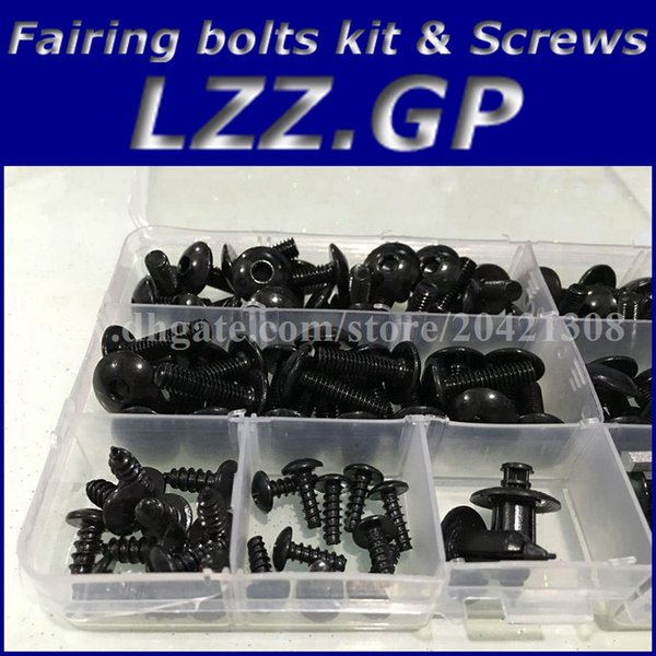 Motorcycle Fairing Bolt Screw Fastener Fixation for Honda CBR600RR CBR 600RR cbr 600 rr 2003 2004 2005 2006 Complete Kit