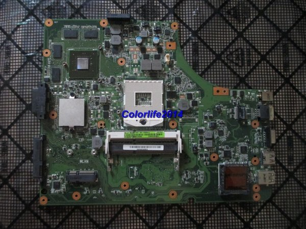 for Asus K53SV rev 3.1 DDR3 w N12P-GS-A1 GT540M/2GB graphic card Laptop Motherboard(mainboard/system board) Fully Tested & Working Perfect