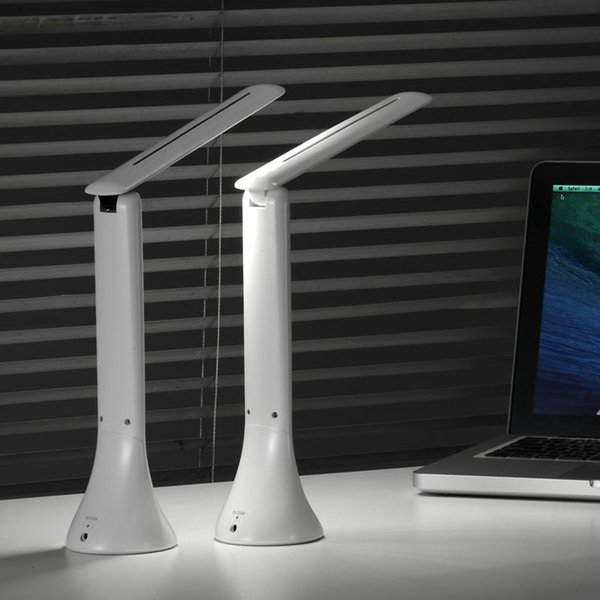 Flexible Reading Light Desk Lamp Dimmable 5V Rechargeable USB Cable Touch Switch Table Lighting 3 Modes For Home Book Bedside
