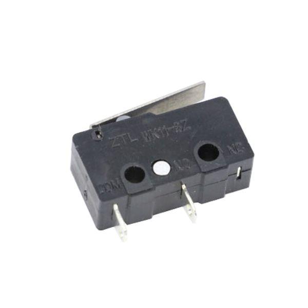 10PCS 2pin All New Limit Switch N/O N/C 5A250VAC KW11-3Z Mini Micro Switch Laser Machine Micro Limit Sensor
