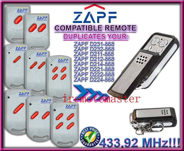 Top quality for ZAPF D231/D232/D211/D212/D214/D221/D222/D224 remote control