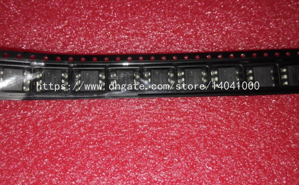 MOC3063S MOC3063S-TA1 MOC3063 SOP8 in stock new and Original IC Free Shipping
