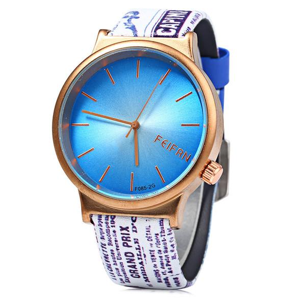 M8412 High Quality Lexington Two Tone Rose Gold Blue Dial Chrono 45mm Watch