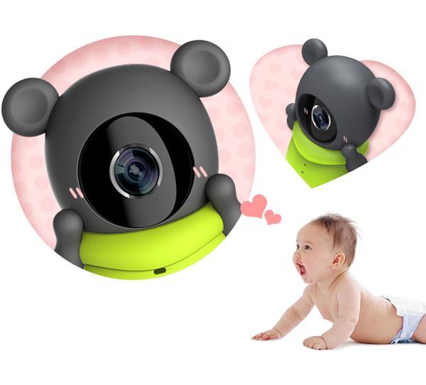 720P wifi camera baby monitor IR Night vision 2 way talk PIR Motion Detection ip camera wifi monitor support Android iOS