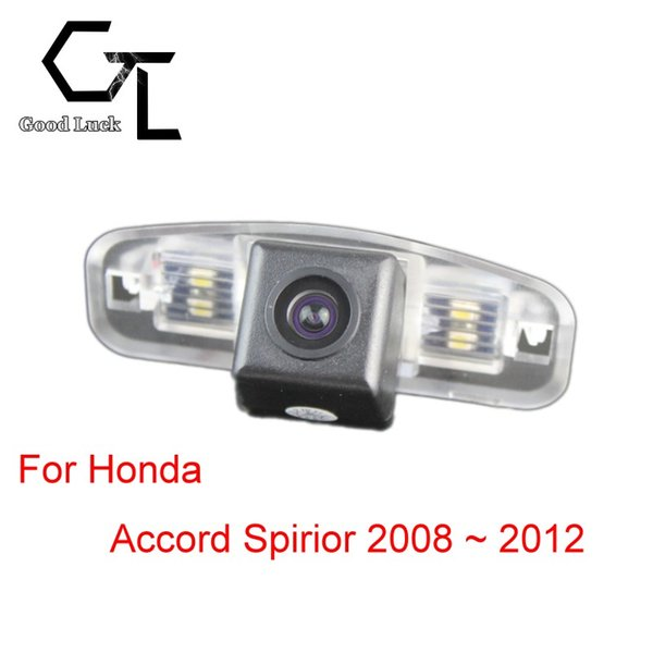 For Honda Accord Spirior 2008 ~ 2012 Wireless Car Auto Reverse Backup CCD HD Rear View Camera Parking Assistance