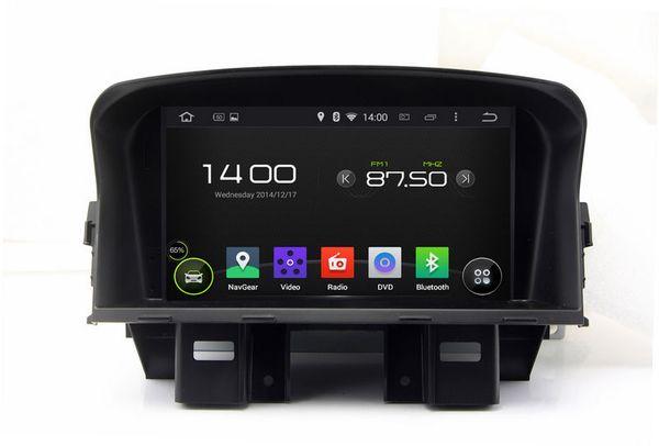 Android 5.1 Reproductor de DVD del Coche para Holden Chevrolet Cruze con la Navegación GPS de Radio BT USB SD de Vídeo Estéreo WIFI 1024*600 Pantalla Capacitiva