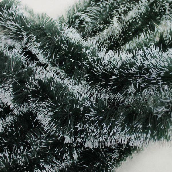 Kieferngirlande Frohe Weihnachten Christbaumschmuck Streifendekoration Girlande Weihnachtsband Weihnachtsdekoration