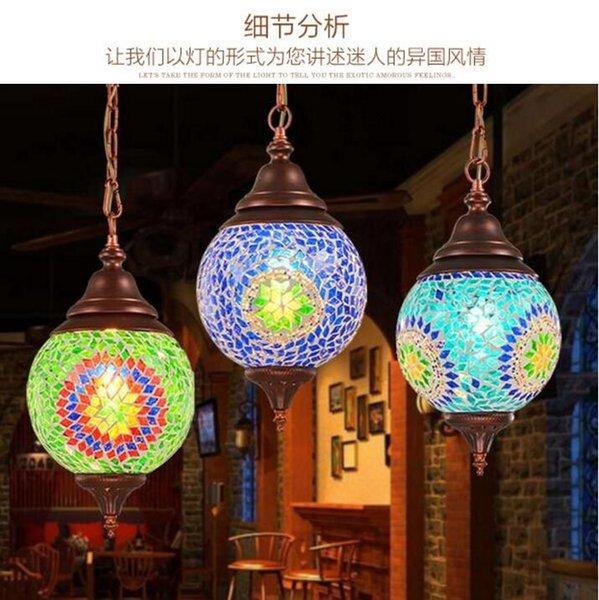 info for bf100 445a2 Wholesale Made In China Turkish Handicraft Mosaic Single Hanging Lamps  Pendant Lights Glass Pendant Lamp Hanging Pendant Lamp From Dress_shop,  $79.4| ...