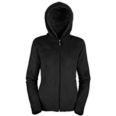 Die neue Winter-Frauen scherzen weiche Vlies-Kapuzenjacken-Art und Weise beiläufige warme Damen-Bomber-Jacken-Art- und Weisequalitäts-mit Kapuze Strickjacke-Mantel-Rosa