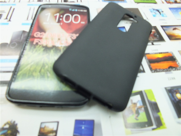 Soft Frosted TPU Mobile Phone Cases For LG G2 G3 G4 G5 G2 Mini G3 Mini G4 Mini Cover Silicon cell phone bags