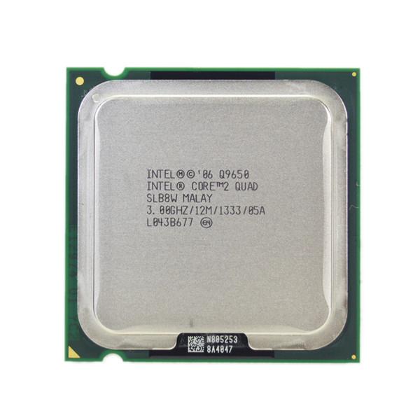 Intel Core 2 Quad Q9650 Processor 3.0GHz 12MB Cache FSB 1333 Desktop LGA 775 CPU