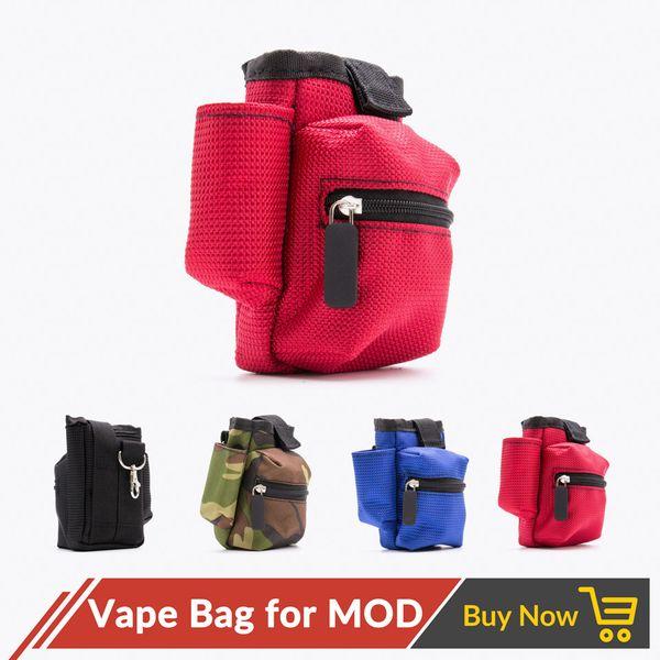 Quartz Banger Electronic Cigarette Vape Pocket Bag Vapor Tool Kit Bag for RTA RDA Mod Alien Kit DIY Tool Carry box Mod Bag Case