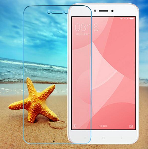 Protecteur d'écran en verre trempé de qualité supérieure pour XiaoMi Mi 6 plus 5 plus 5X Redmi 5 Plus A2 lite film de protection renforcé avec emballage pour la vente au détail