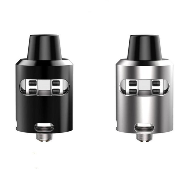 GeekVape Tsunami 24 RDA glass window Replaceable Atomizer Adjustable Kennedy style airflow Three types of drip tips Velocity style deck DHL