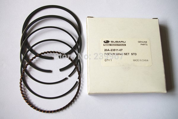 Piston ring for Robin EX17 EX21 Engine free shipping replacement part