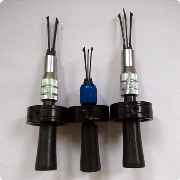 hohe qualität 3 in 1 KLOM Einstellbare Cross Lock pick set haushalt bauschlosser handwerkzeug freies verschiffen