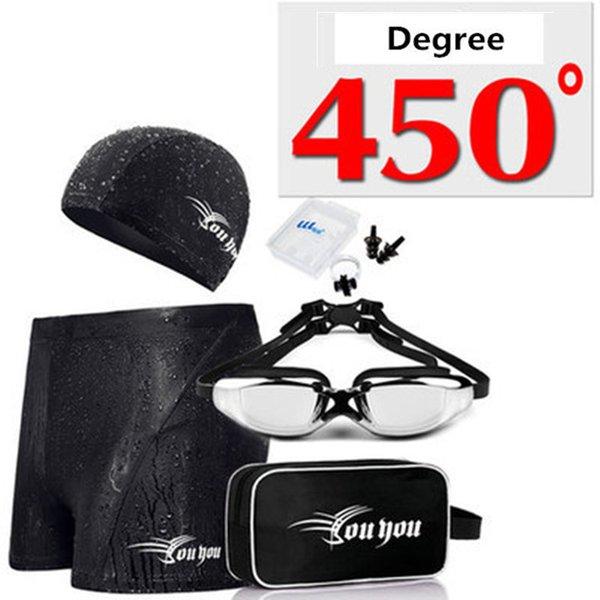 degree 450