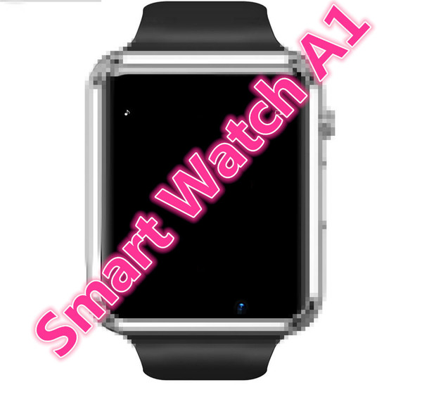 top popular Smart Watch A1 Clock Sync Notifier Support SIM TF Card Connectivity For ios Android Smartwatch 2019