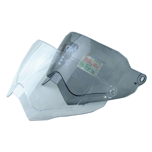 New THH TX27 motorcycle motocross helmet shield visor only suitable for our helmet available black and clear colors