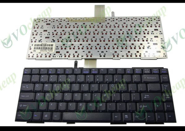 New Notebook Laptop keyboard for Sony Vaio PCG-F PCG-FX FX PCG-FXA FXA Series Black US English Version - NSK-S2001