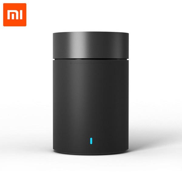 Original Xiaomi Bluetooth Speaker 2 Cannon TYMPHANY Speaker LYYX01ZM 1200mAh Battery Mi Bluetooth Speaker II V4.1 PC + ABS
