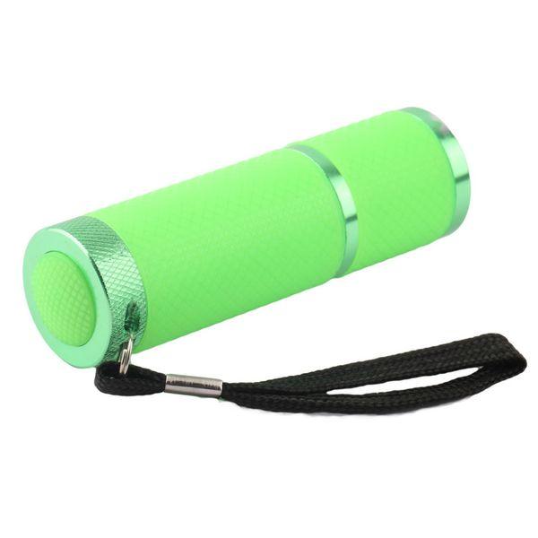 Compre Mini Uv Gel Lámpara Portabilidad Secador De Uñas Linterna Led ...