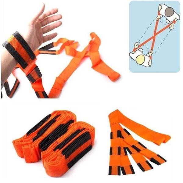 Forearm Forklift Transport Rope Belt Carry Furnishings Easier Weight Lifting Moving Wrist Straps Orange Conveyor Belts 6 2mn B RW