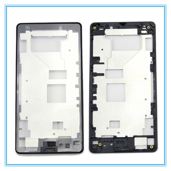 Front Middle Frame Bezel Battery Back Housing Cover For Sony Xperia Z1 Compact Mini D5503 Free Shipping