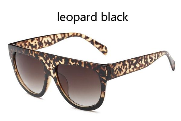 leopar, siyah