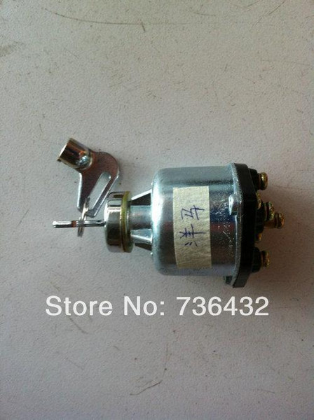 Free shipping ! vio Ignition switch - Excavator digging machine power switch - excavator electrical appliances parts - vio accessories