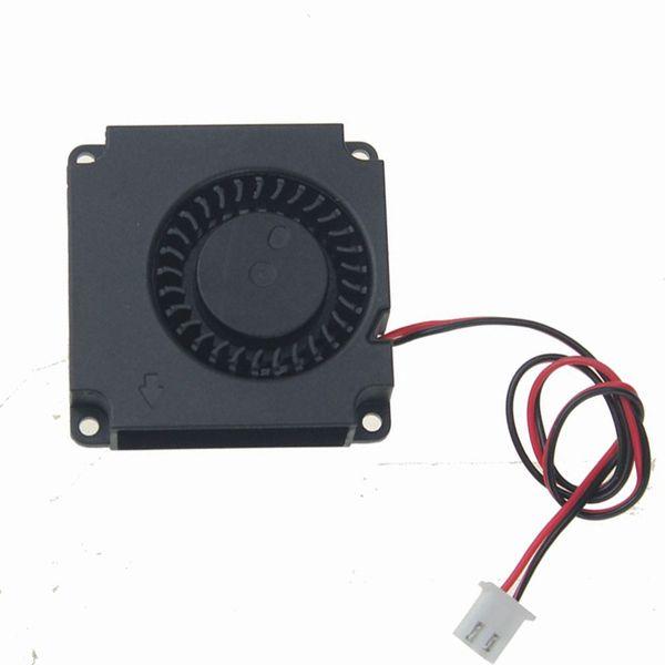 5Pcs Gdstime Blower Fan Ball 12V 40mm 40x10mm 4010 DC Brushless Turbo Blower Cooling Cooler Fan For 3D Printer