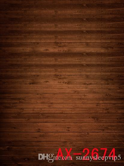 Wooden Wall Backgrounds for Photo Studio Props 5X7ft Vinyl Cloth Wedding Children Baby Photography Backdrops