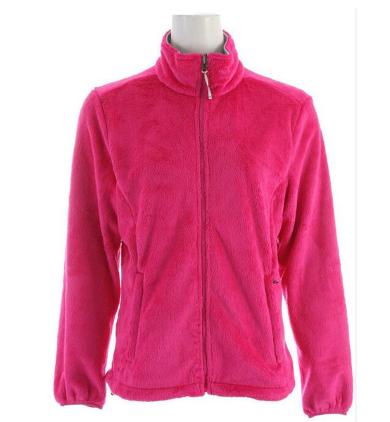 2017 New Winter Womens Fleece Osito Jackets Fashion Soft Fleece Warm Slim Coats Outdoor Ladies Brand Mens Kids bomber Jacket Women Down Coat