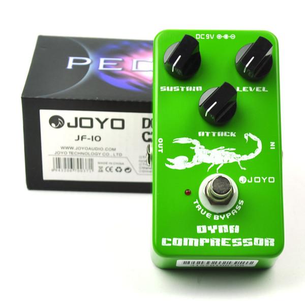 JOYO JF-10 Dynamic Compressor Guitar Effect Pedal
