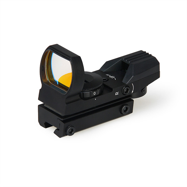 PPT Tactical Red Dot Scope 11mm Base 4 Reticle Red Dot Scope For Hunting Free Shipping CL2-0091B