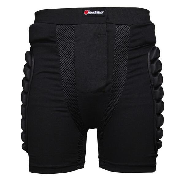 HEROBIKER Motorcycle Armor Shorts Lightweight breathable Off-road Motorcross Skating Protective Hip Pad