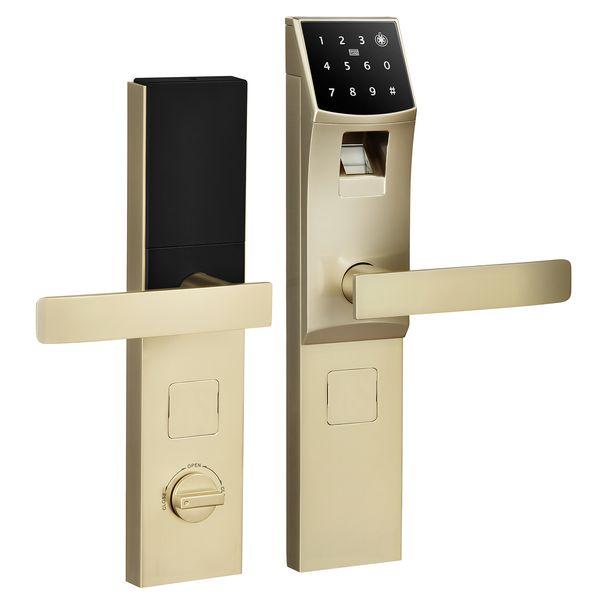 Türschloss Sicherheit großhandel fingerabdruck kombination sperre elektronische türschloss