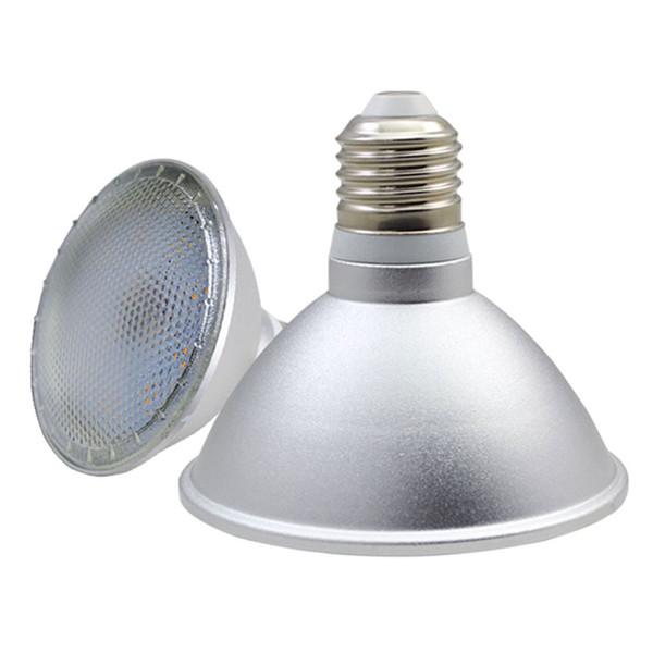 Lampada di illuminazione ad alta lumen di 15W LED Par38 E27 Downlight illuminazione dell'interno impermeabile IP65 Outdoor LED Spot Light Bulb Spotlight Shipp libero