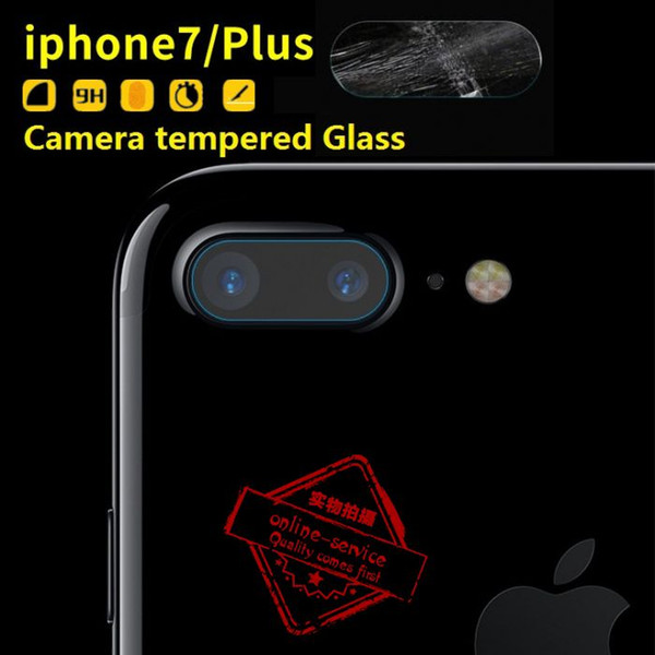iPhone Camera Lens Tempered Glass Film For iPhone 7 6 6S Plus Back Film Rear Protective Sticker