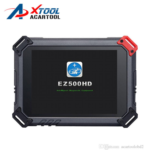 100% Original XTOOL ez500 XTOOL ez500 hd Diagnosis System with WIFI Support Android System and Online Update Car Diagnostic Interface