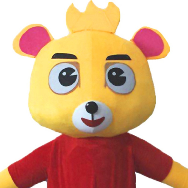 Beat Mascot Costumes Cartoon Character Adult Sz 100% Real Picture