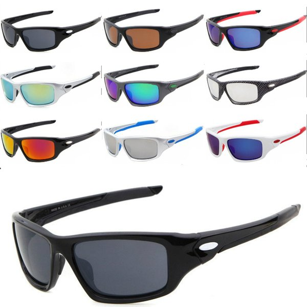 BRAND New Bicycle Men sunglasses Fashion Mens Sun glasses High Quality 9 Color Can Be Selected Famous Design cycling goggle sports glasses