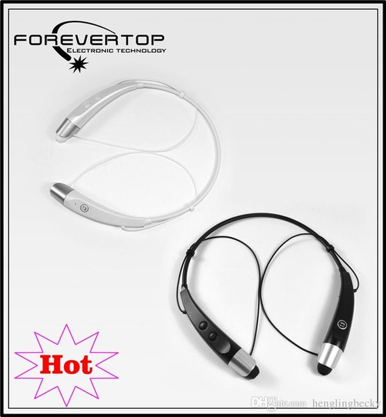 2015 New sale HBS 500 Out-of-band sound High Quality Wireless Bluetooth Headsets Samsung Gear Circle Neckand Earphones Head Set Hands-Free