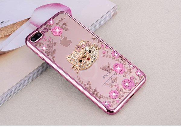 розовый для iphone 6/7 плюс