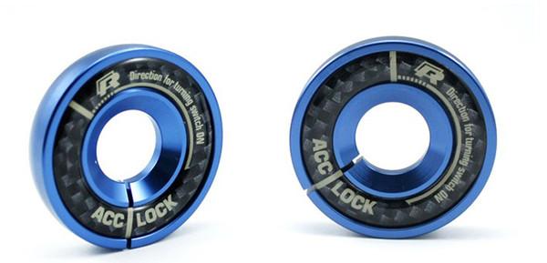 Carbon Fiber Синий