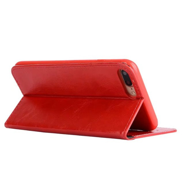 New Fashion Luxury Leather Wallet Phone Case For iPhone X 5 5S Se 6 6S 7 8 Plus Flip Cover Card Slot Stand Magnetic Fundas For iPhone 4 4S