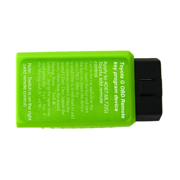 Vehicle Key Programmer For Toyota G and for Toyota H Chip Vehicle OBD Remote Key Programmer