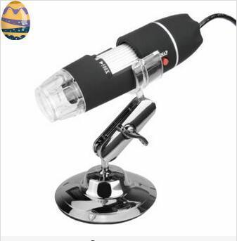 Nouveau 50X - 500X USB 2.0 1.1 Microscopes Microscope Numérique 2MP 8 LED Endoscope Image Capteur CMOS PC Caméra Loupe Vidéo Livraison Gratuite